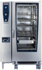 Elektrický konvektomat Rational CM Plus 202 E